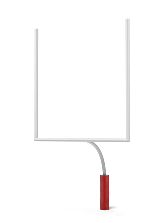 uprights: American Football Goal Posts