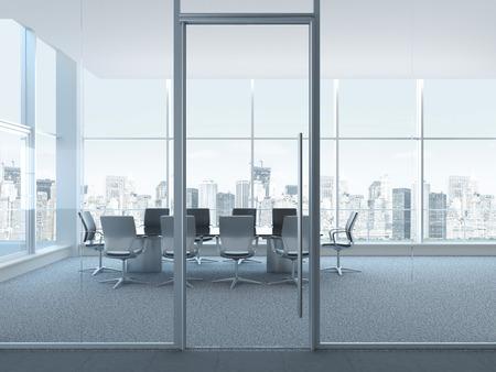 sala de reuniones: Interior de la oficina espacio