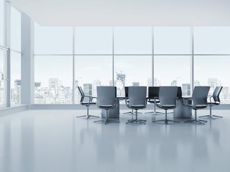 oficina: Sala de reuniones