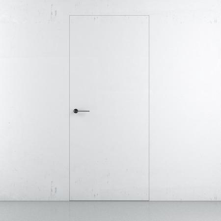 秘密の扉 写真素材