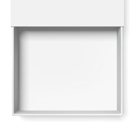packer: Opened box