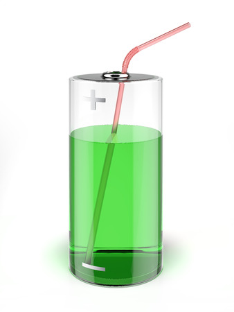 tecnology: Battery cocktail