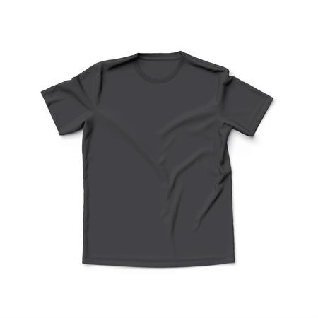 playeras: Camiseta Negro