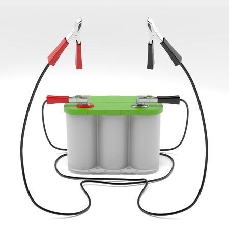 12v: Car battery