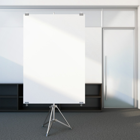 slide show: Blank screen in the office