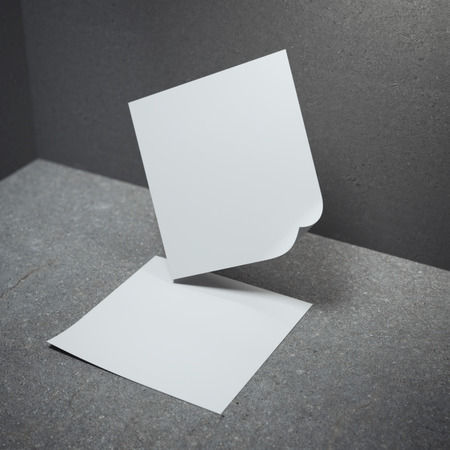 square sheet: Square sheet of paper