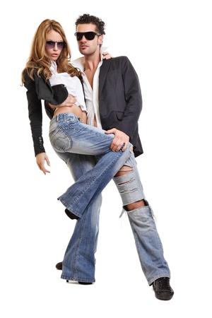 fashion couple photo