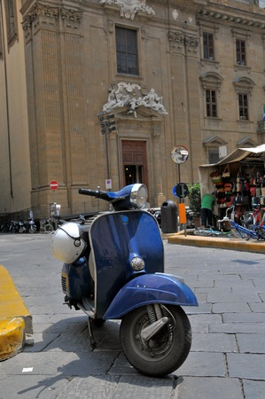 Italy. Means of transportation
