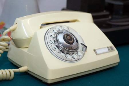 Old phone governmental communications. USSR