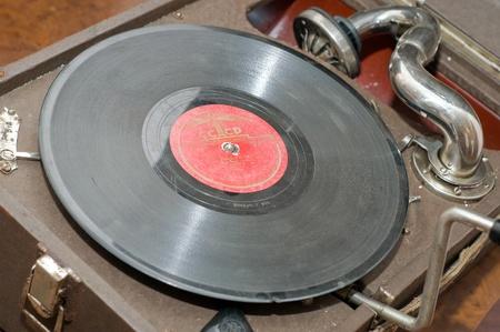 Old music photo
