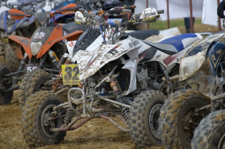 Stage III Cup XSR-MOTO.RU Cross Country in Moscow