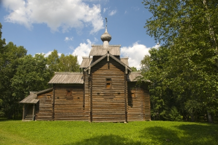 Chapel of Mary Magdalene XVIII  Vitoslavlitsy Veliky Novgorod Russia photo