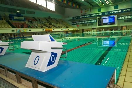 Swimming Pool Sports Complex Olimpiyskiy (Olimpiski)