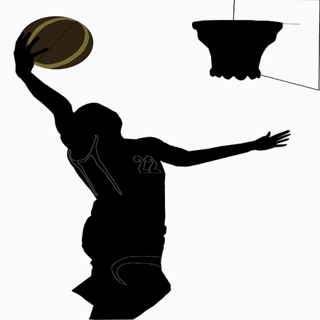 womens clothing: Basketball game