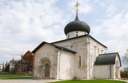georges: St. Georges Cathedral in Yuriev-Polsky. Russia