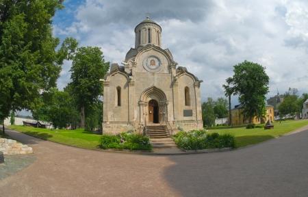 Spaso-Andronikov monastery  Spasskiy cathedral 15 the century