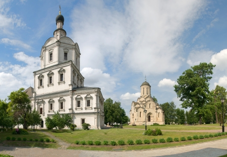 Spaso-Andronikov monastery, Moscow, Russia photo