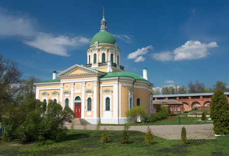 forerunner: Church of the Beheading of John the Baptists head (1904), Zaraysk kremlin, Moscow region