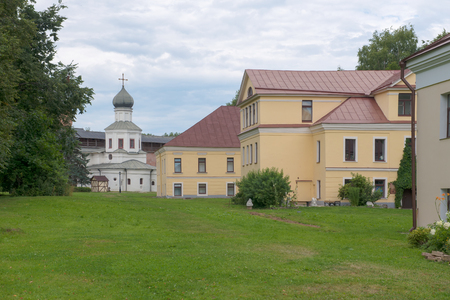 veliky: Church of the Intercession and the Tower of intercession of the Novgorod Kremlin (Veliky Novgorod, Russia)