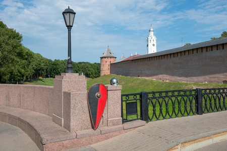 hauberk: The Kremlin (Detinets). Great (Veliky) Novgorod
