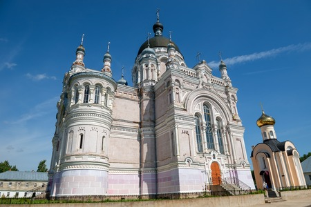 Cathedral of the Kazan Icon of the Mother of God, Kazan Womens Monastery, Vyshny Volochok, Russia
