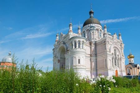 Cathedral of the Kazan Icon of the Mother of God, Kazan Womens Monastery, Vyshny Volochok, Russia