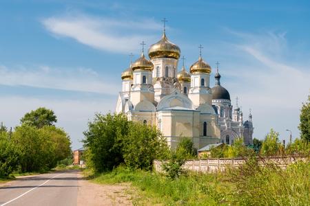 Kazan Womens Monastery, Vyshny Volochok, Russia