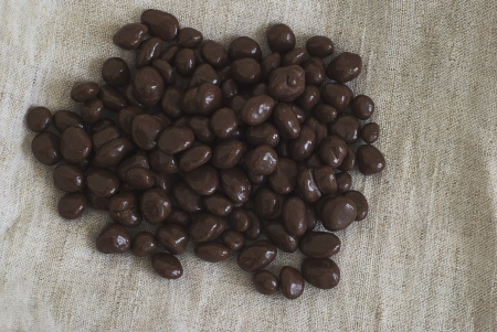 chocolate candy Stock Photo