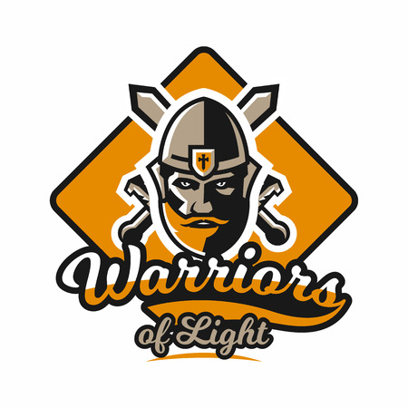 Warrior icon design