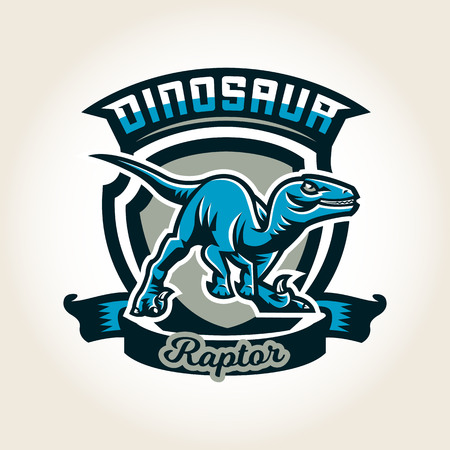 Dinosaurs of the Jurassic period design