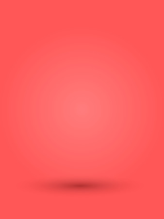 Abstract red background with shadow
