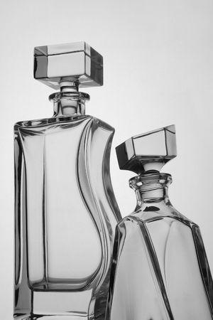 Fantastic glassware 版權商用圖片 - 4791001