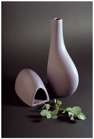 Nature morte with vases