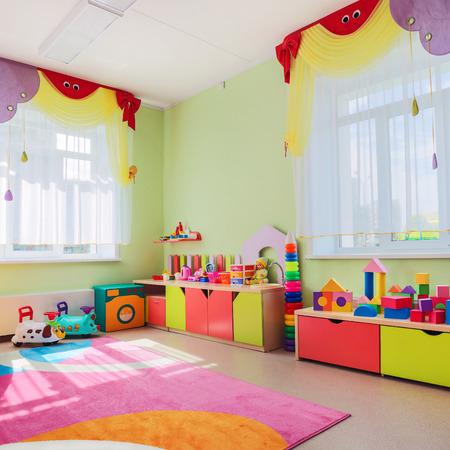 childrens playroom