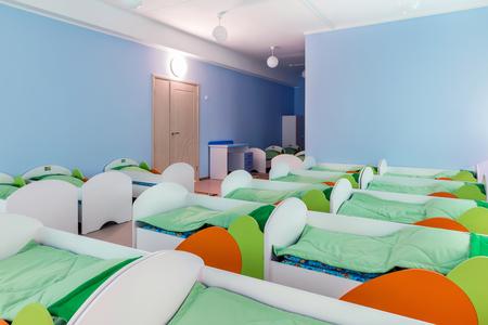 Kindergarten, bedroom 版權商用圖片