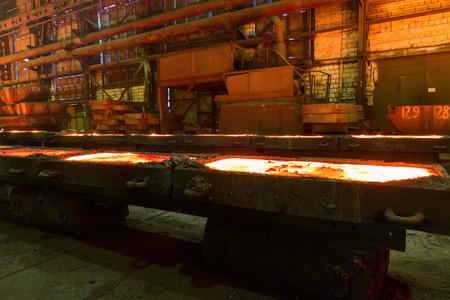ironworks: Ironworks Stock Photo