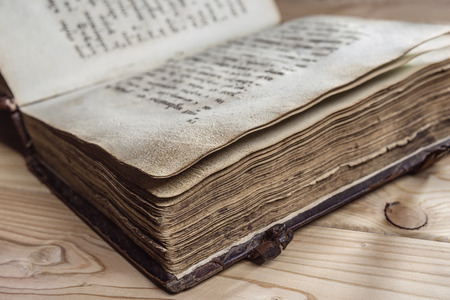 manuscript: Ancient Book