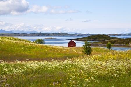 lanscape: Rural lanscape of Norway