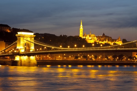 view of Budapest photo