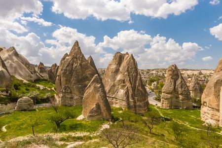 Nationalpark Göreme und die Felsen von Kappadokien, Vulkanlandschaft