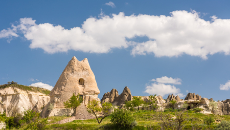 Goreme National Park and the Rock Sites of Cappadocia Banco de Imagens