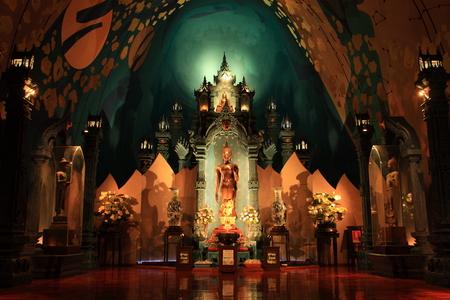 samut prakan: Buddha Gallery Erawan Museum, Samut Prakan.