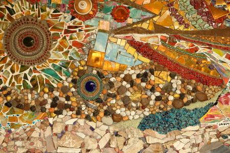 Arte en las paredes, de acuerdo con el Sistema Solar