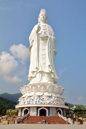 Goddess of Mercy in vietnam.