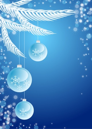 newyear: Fondo New-Year  Vectores