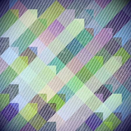 Multicolored abstract pattern for design Stock Vector - 18839362