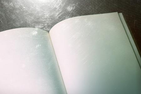Libro Sobre El Amor. Concepto Del Día De San Valentín. Corazón ...
