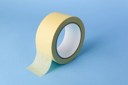 Masking tape, also known as painter's tape, is a type for mask off areas that should not be painted