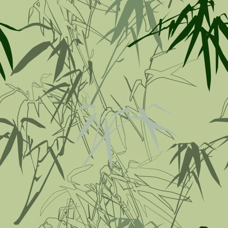 Floral seamless pattern background, illustration Vector