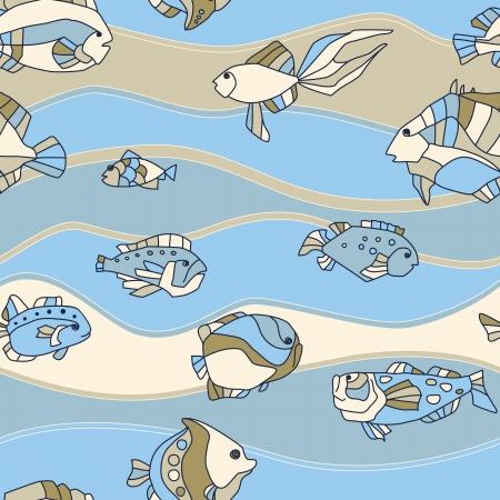 peces de acuario: acuario peces de fondo sin fisuras patr�n